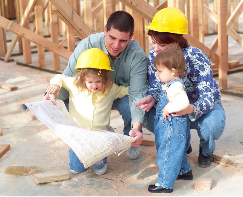 Сбербанк кредит на строительство частного дома под материнский капитал